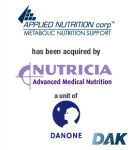 Strategic acquisition of Applied Nutrition by Nutricia North America