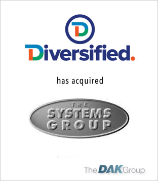 Diversified Acquires The Systems Group